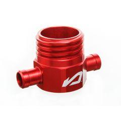 Vase d'expansion Most rouge