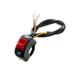 Interrupteur de courbe allumage PVL MOST