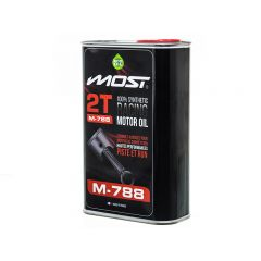 Huile moteur 2 temps Most M-788 Racing
