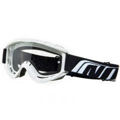 Masque Cross NoEnd 3.6 Series Blanc