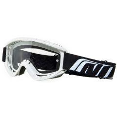 Masque Cross NoEnd 3.6 Series Blanc