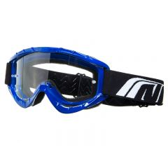 Masque Cross NoEnd 3.6 Series Bleu