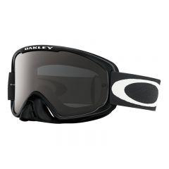 Masque Cross Oakley O Frame 2.0 MX Sand noir écran fumé et transparent