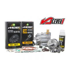Pack moteur MOST 86cc 4Street Minarelli AM6 Level 1