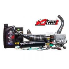 Pack moteur MOST 88cc 4Street Derbi Euro 3 et 4 Level 3