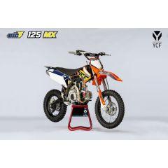 Moto Pit Bike cross YCF Bigy 125 MX Fiddy Racer 2020