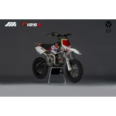 Pit bike YCF F125S Supermoto 2019