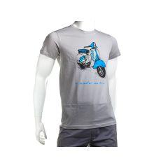 T-shirt Polini Scooter Vespa XL