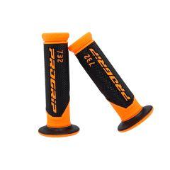 Poignée Progrip type 732 -Orange-Noir