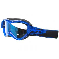 Masque Cross RC Comp bleu