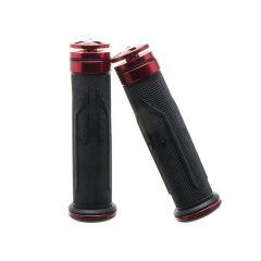 Poignée Replay Diamant Noir - Rouge