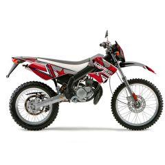 Kit déco Scootfast Xtrem 2005-2009