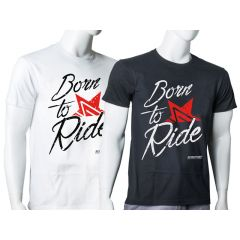 T-shirt Born to Ride Homme