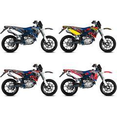 Kit déco Scootfast 2020 Rieju MRX et SMX