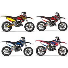 Kit déco Scootfast 2020 Sherco 2007 à 2012