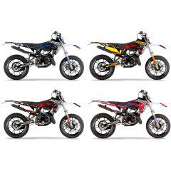 Kit déco Scootfast 2020 Sherco 2013 à 2016
