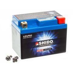 Batterie Lithium Shido LTX5L-BS