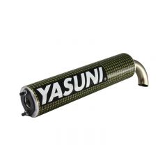 Silencieux d'échappement Yasuni scooter kevlar