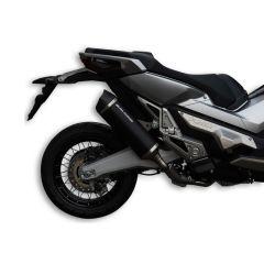 Silencieux d'échappement Malossi Wild Lion Honda X-ADV 750cc après 2017