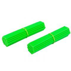 Couvre rayon Spoke Skins vert
