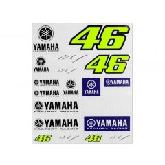 Stickers VR46 x Yamaha