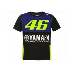 T-shirt VR46 x Yamaha enfant