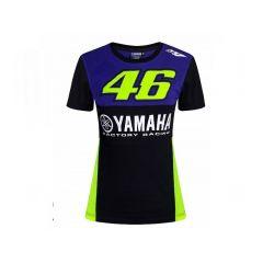 T-shirt VR46 x Yamaha femme
