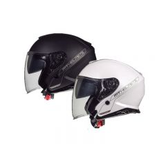 Casque Jet MT Helmets Thunder 3 double écran configurable