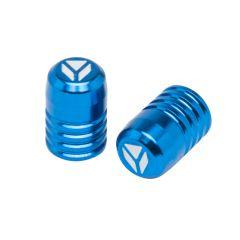 Bouchon de valve YCF Bleu