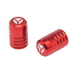 Bouchon de valve YCF Rouge