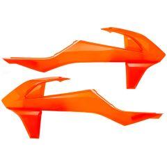 Ouie avant Orange Fluo KTM SX et SXF 2016-2017