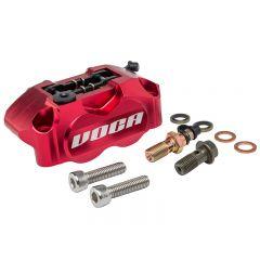 Étrier de frein radial 4 pistons Voca Rouge