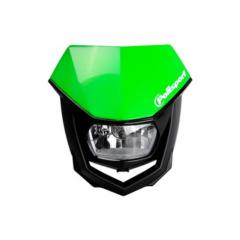 Tête de fourche Polisport HALO Vert homologué