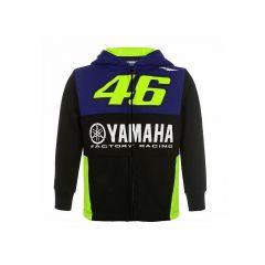 Veste zippée VR46 x Yamaha enfant