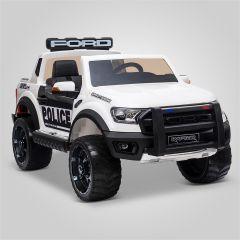 Voiture électrique enfant 4x4 Ford Ranger Police