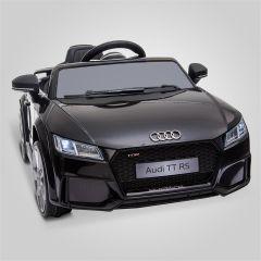 Voiture électrique enfant Audi TT RS noire