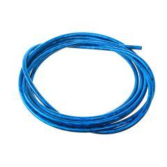 Gaine câble de gaz lazer bleu Watts 2.5M