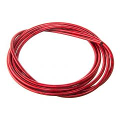 Gaine câble de gaz lazer rouge Watts 2.5M