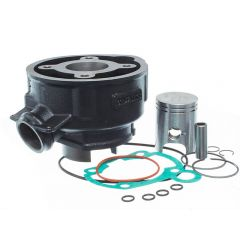 Kit cylindre 50cc Watts Minarelli AM6 sans culasse Fonte