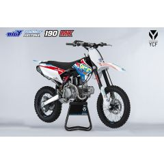 Pit Bike cross YCF Bigy 190 MX Daytona Factory 2018