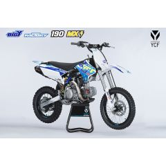 Pit Bike cross YCF Bigy 190 MX ZE Factory 2018