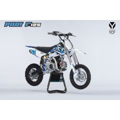 Pit Bike cross YCF F125 Pilot 2018