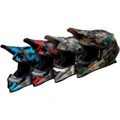 Casque cross Z1R Rise Camo