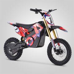 Pit Bike minicross enfant Apollo RFZ Rocket 1000W rouge 2020 électrique
