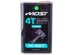 Huile moteur 4 temps Most M-987 10W60