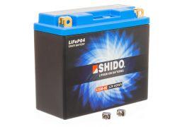 Batterie Lithium Shido LT12B-BS 12V 5Ah