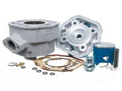 Kit cylindre 80cc Barikit 4Race Derbi Euro 3 et 4