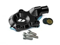 Carter de pompe à eau Voca Minarelli AM6 noir