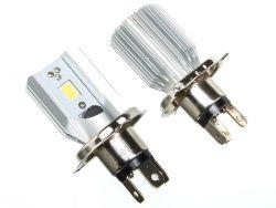 Ampoule LED 12V 6000K H4 24000 Lumens