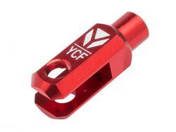 Poussoir maître cylindre YCF Rouge